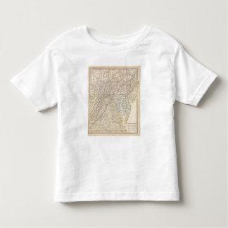 Penn, NJ, Md, Dela, DC, Virginia T Shirt