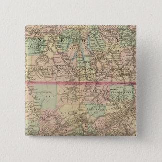Penn, NJ Pinback Button