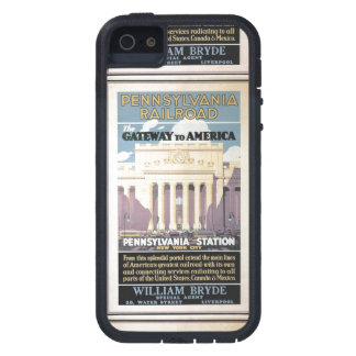 Penn Station,Gateway To America 1929 Case For iPhone SE/5/5s