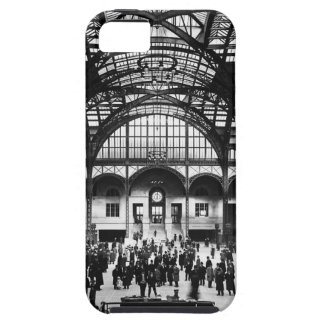 Penn Station New York City Vintage Railroad iPhone 5 Case