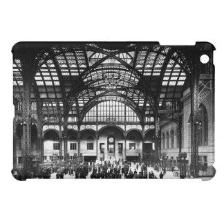 Penn Station New York City Vintage Railroad iPad Mini Case