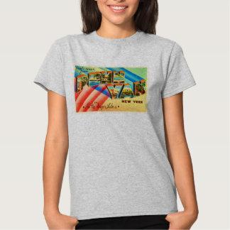 Penn Yan New York NY Old Vintage Travel Souvenir T Shirt