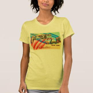 Penn Yan New York NY Old Vintage Travel Souvenir T-shirt