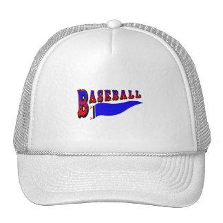 Pennant Baseball.png Mesh Hats