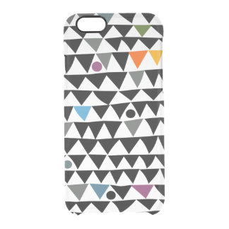Pennants iPhone 6/6S Clear Case