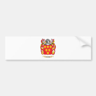 Penne Coat of Arms (Family Crest) Bumper Stickers