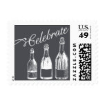 Penned - Celebrate - Gray Postage