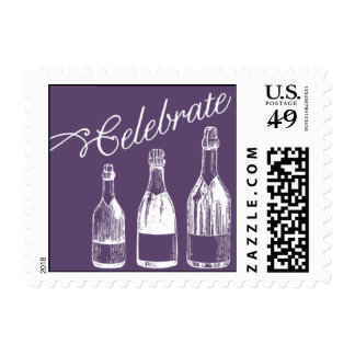 Penned - Celebrate - Purple Postage
