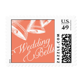 Penned - Wedding Bells - Pink Postage