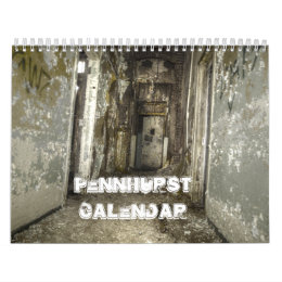 Pennhurst Calendar