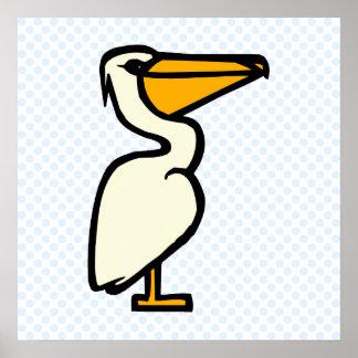 Pennilynn Pelican Poster