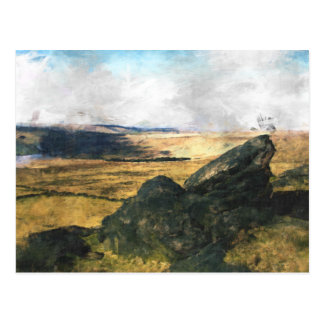 Pennine Way Postcard