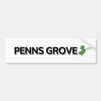 Penns Grove, New Jersey Bumper Sticker