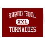 Pennsauken - tornados - Pennsauken técnico Tarjeton