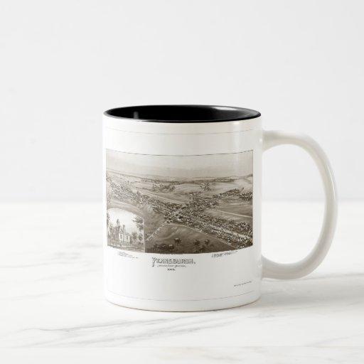 Pennsburg Montgomery Mug
