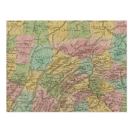 Pennsylvania 10 postales