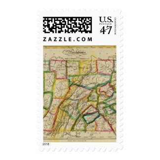 Pennsylvania 1818 Edition Postage