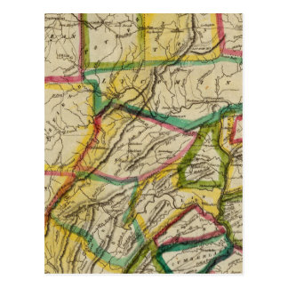 Pennsylvania 1818 Edition Postcard