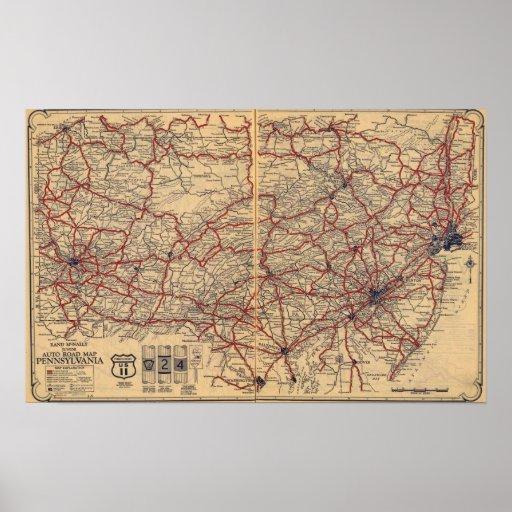 Pennsylvania 5 impresiones