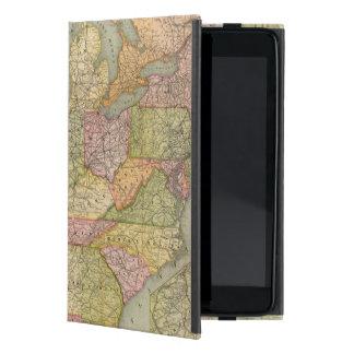 Pennsylvania 6 iPad mini cover
