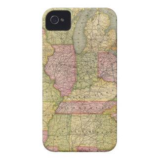 Pennsylvania 6 iPhone 4 protectores