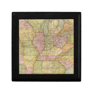 Pennsylvania 6 caja de joyas
