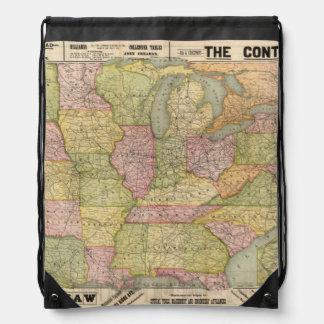 Pennsylvania 6 drawstring bags