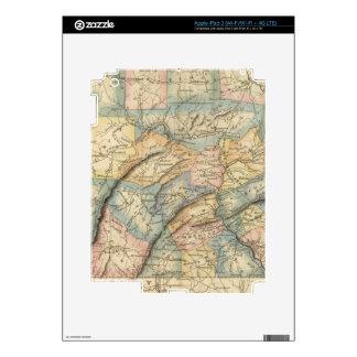 Pennsylvania 8 iPad 3 pegatina skin