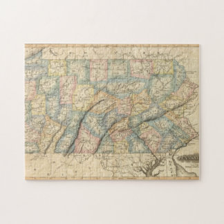 Pennsylvania 8 jigsaw puzzle