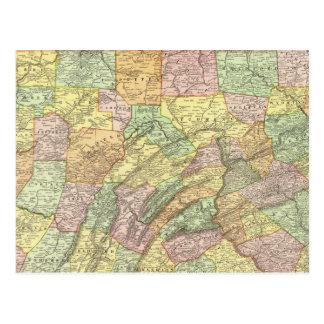Pennsylvania 8 postcard
