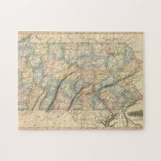 Pennsylvania 8 puzzle