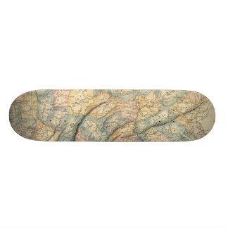 Pennsylvania 8 skateboard