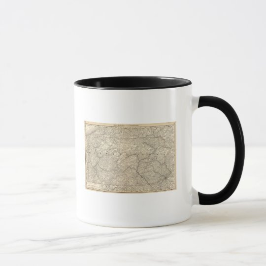 Pennsylvania 9 mug