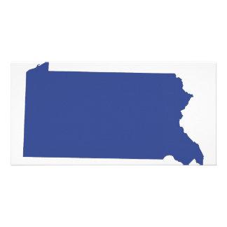 Pennsylvania -a BLUE state Card