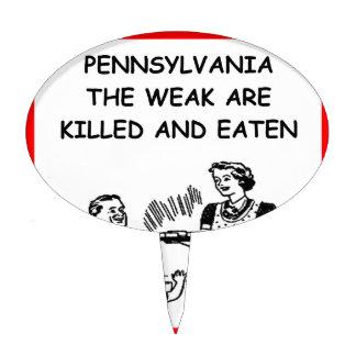 Pennsylvania Palillos De Tarta