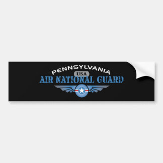 Pennsylvania Air National Guard Bumper Sticker