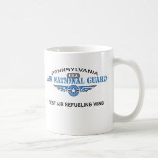 Pennsylvania Air National Guard Coffee Mugs