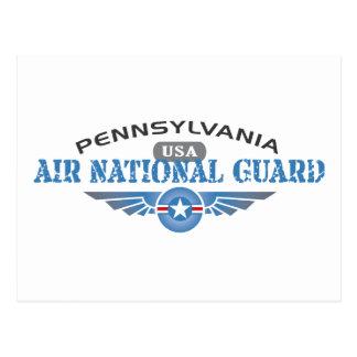 Pennsylvania Air National Guard Post Card