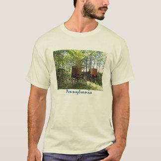 Pennsylvania -- Amish Buggies T-Shirt