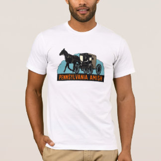 Pennsylvania Amish, vintage T-Shirt