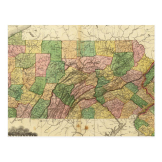 Pennsylvania and New Jersey 2 Postcard