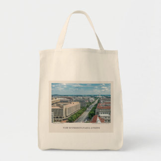 Pennsylvania Avenue-Grocery Bag