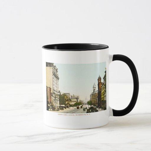 Pennsylvania Avenue, Washington D.C. Mug