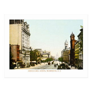 Pennsylvania Avenue, Washington D.C. Postcards
