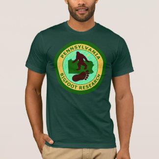 Pennsylvania Bigfoot Research T-Shirt
