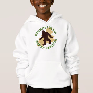 Pennsylvania Bigfoot Tracker Hoodie