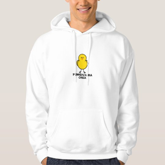 Pennsylvania Chick Hoodie