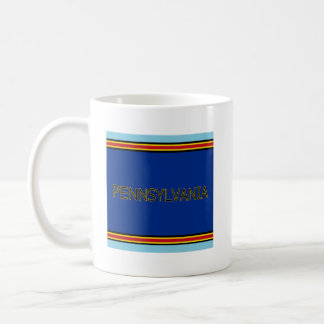 Pennsylvania Classic White Coffee Mug
