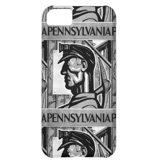 Pennsylvania Coal Poster 1938 Cover For iPhone 5C