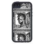 Pennsylvania Coal Poster WPA 1938 iPhone SE/5/5s Case